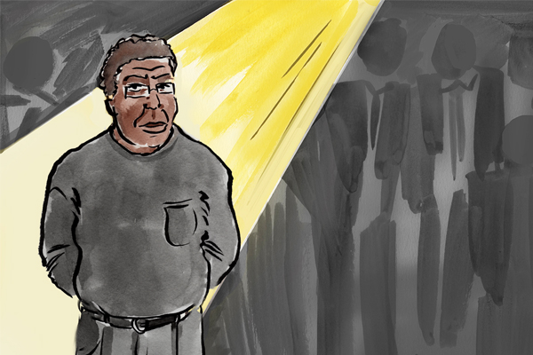 "In the Spotlight: William ""Sandy"" Darity"