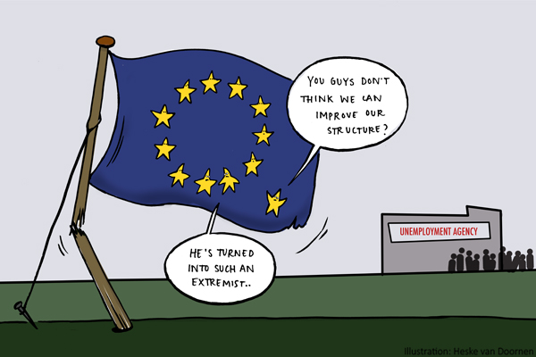 Denouncing the Flaws of the EU is not Extremist, it's Necessary